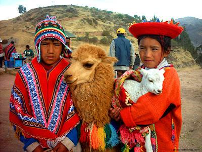 Pueblos Indígenas del Mundo