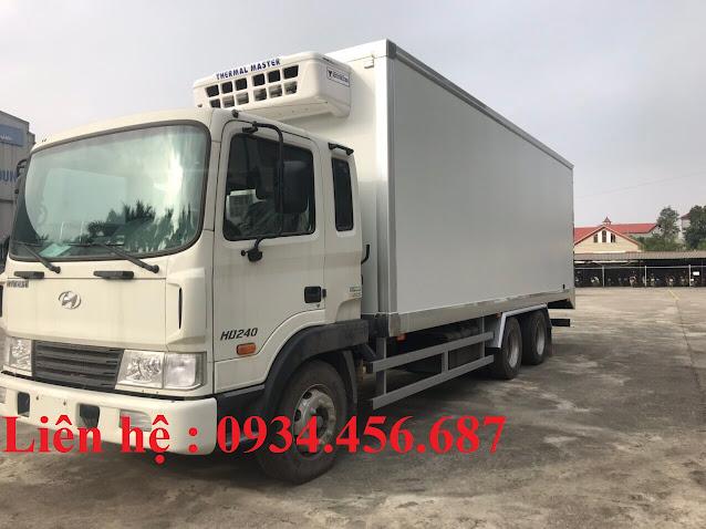 Xe tải đông lạnh Hyundai HD240