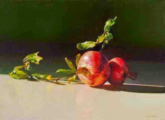 Художник-реалист из Словении. Pavel Florjancic