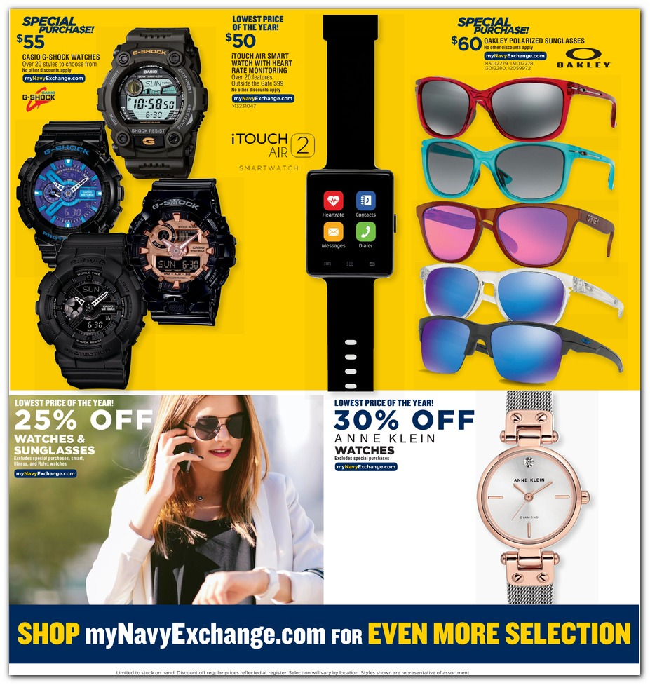 Navy Exchange Black Friday 2019 page 40