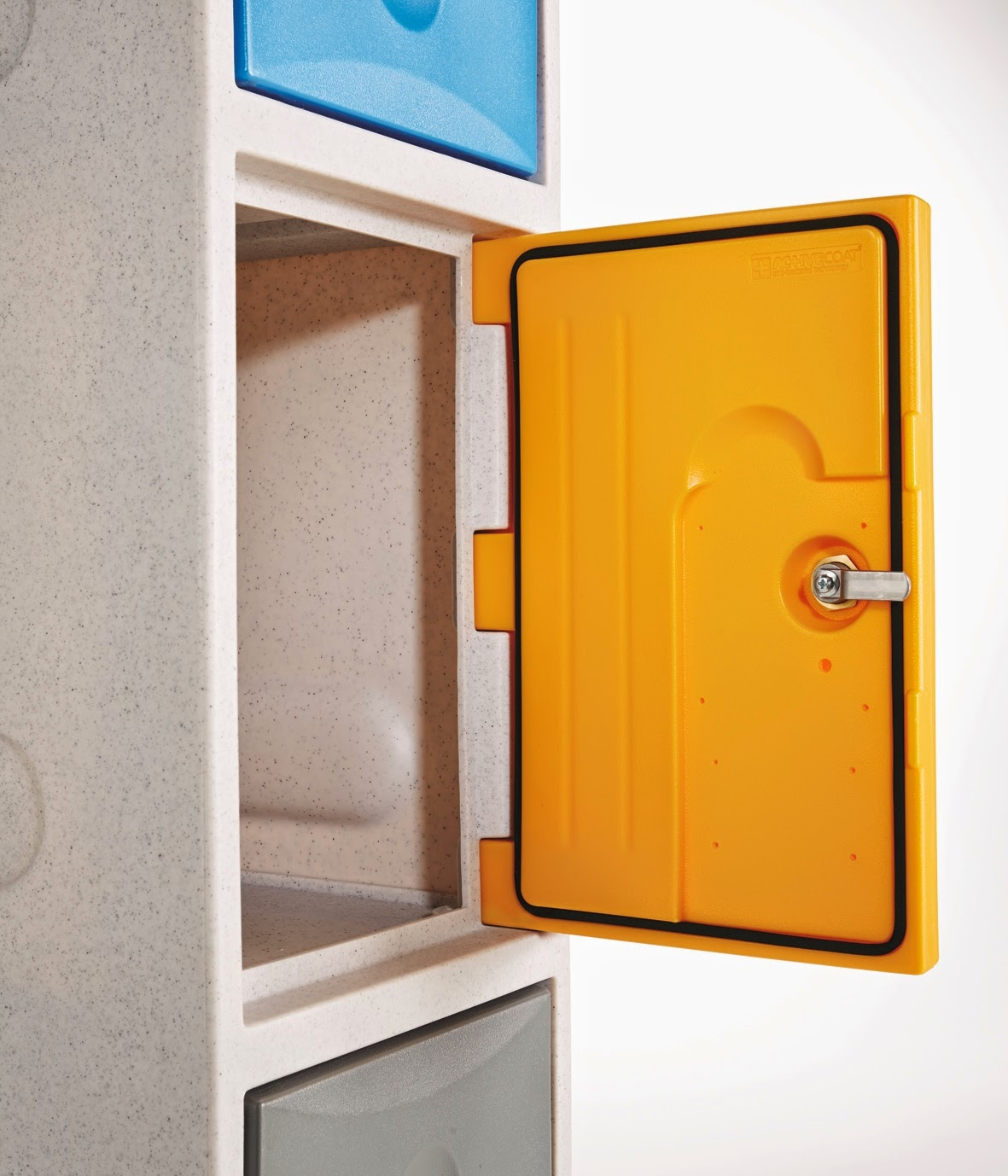 Ultrabox Vandal Resistant Plastic Lockers from Shelf Space Limited