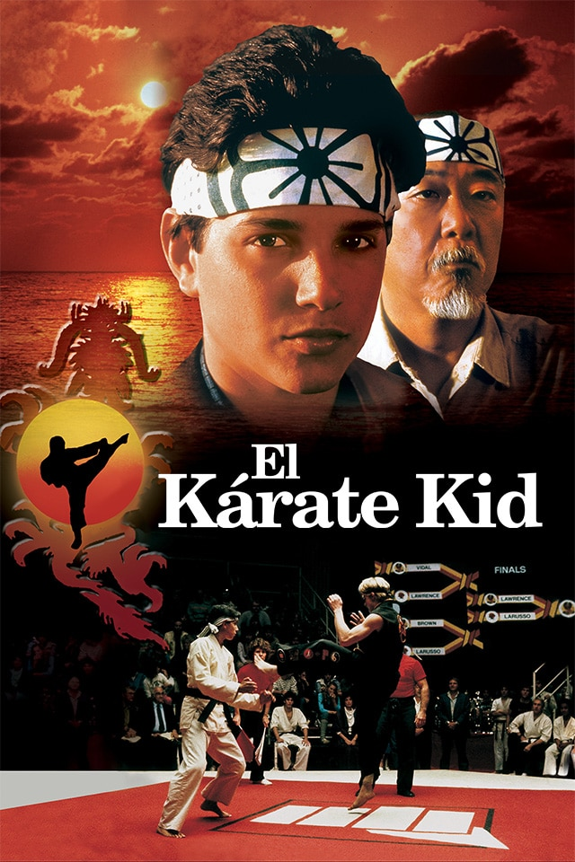 El Karate Kid (1984) Full HD 1080p Latino [MultiDoblaje]