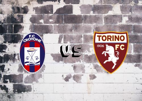 Crotone vs Torino  Resumen