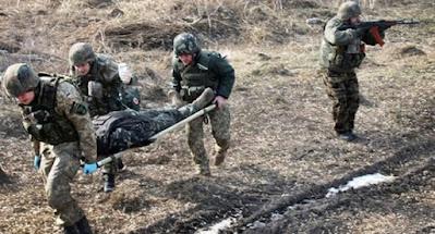 Армия на Донбассе снова понесла тяжелые потери