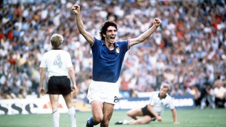 Image contains Paolo Rossi