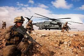 Le Sahara marocain fait partie de la zone de l'exercice militaire maroco-américain Africa Lion