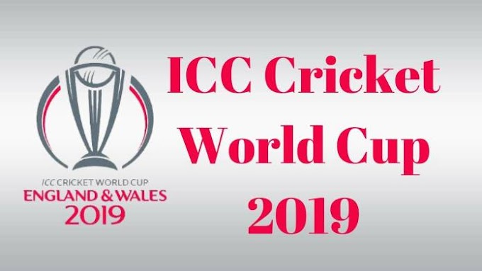 ICC Cricket World Cup 2019 Bangladesh Schedule