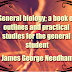 General biology; (1913) PDF book by James George Needham