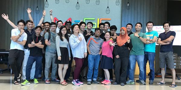 Pisyek Kumar Kongsi Pengalaman Sertai Kursus Android Mobile Dev MaGIC
