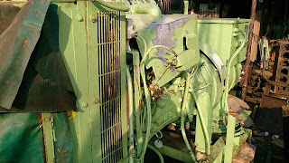 for sale, generator, slow speed, running condition