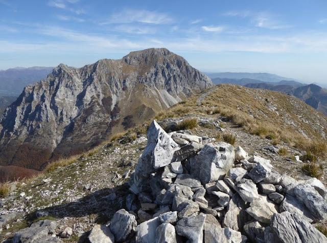 vetta Monte Corchia
