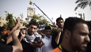 Arab Saudi Eksekusi Tujuh Pembunuh Penganut Paham Syiah