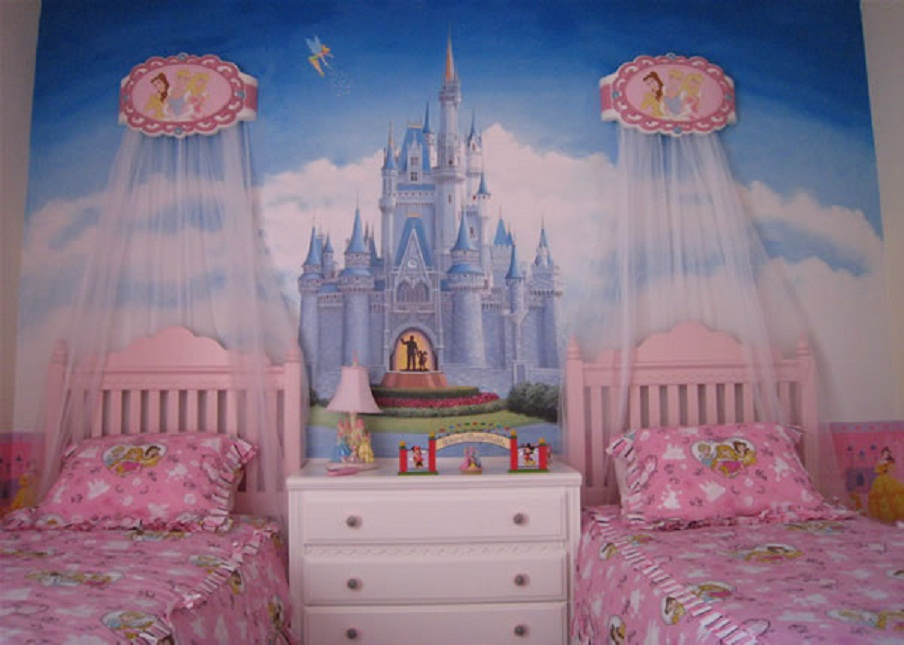 disney princess room decorating ideas