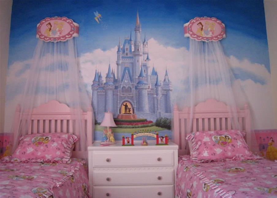 disney princess room decorating ideas