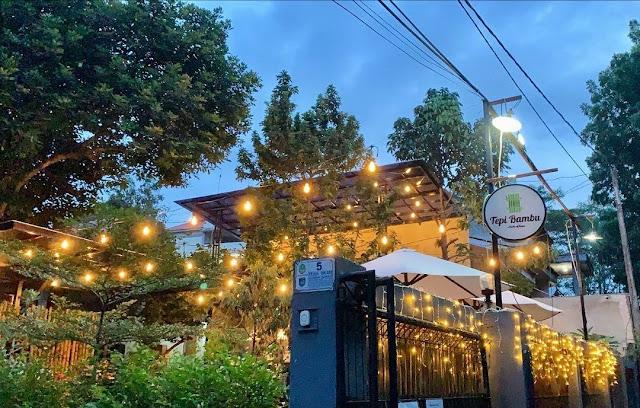 Tepi Bambu Cafe Tapos - Review Harga Menu, Fasilitas Lengkap & Lokasi