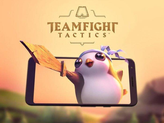 RIOT Akan Rilis Game Teamfight Tactics Mobile Minggu Ini