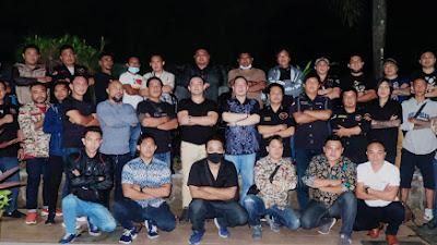 Dewan Pengurus Besar LSM Adat Waraney Puser'In'Tana Sulut, Sukses Gelar Rakor Perdana 2021