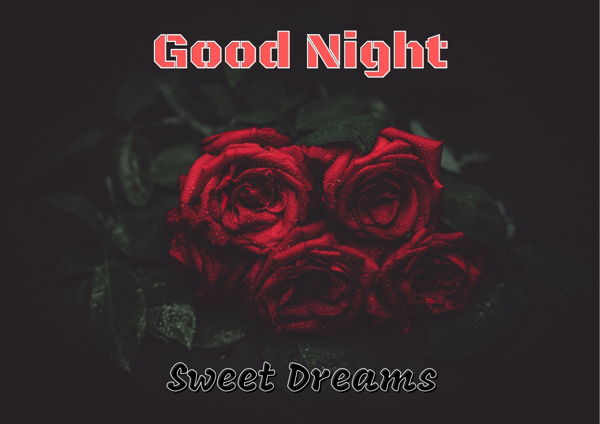 sweet dreams images Night good