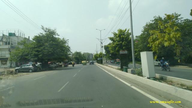 bk metro road