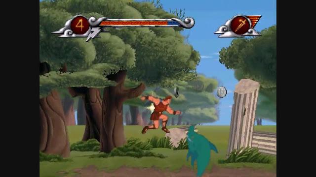 تحميل لعبة هرقل ديزني Disney's Hercules