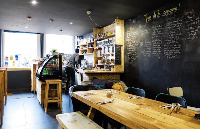 5 adresses pour manger veg à Lille