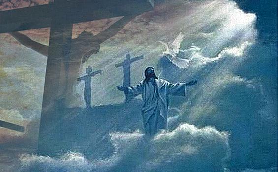 Kebangkitan Yesus Bukti Kehadiran Allah Secara Nyata