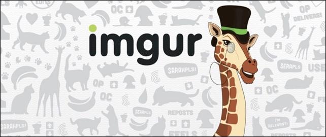 أفضل 6 مواقع مجانية لرفع الصور لعام 2020 Imgur-e1546452145410