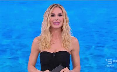 Ilary Blasi ascolti TV Isola Dei Famosi 22 aprile
