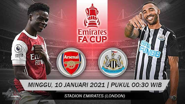 Prediksi Arsenal Vs Newcastle United