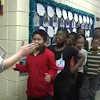 This teacher has the coolest way to get her students excited to come to class and it is amazing