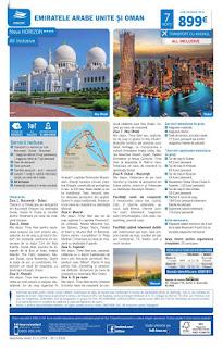 CATALOGUL LIDL TOUR REVELION 2019 Sejur la plaja Dubai 2019