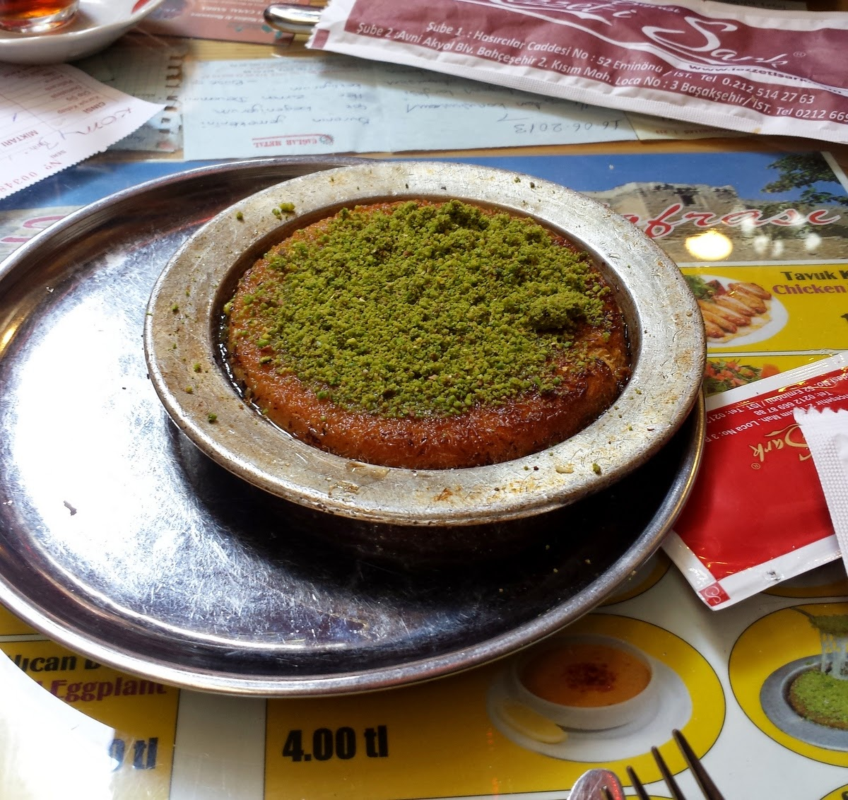 Koleksi 1001 Resepi Turkey Dan Manisan