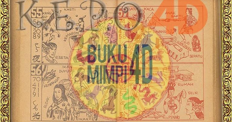 BUKU TAFSIRAN MIMPI 4 ANGKA (4D) TOGEL - Buku Mimpi