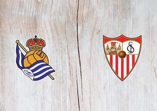 Real Sociedad vs Sevilla -Highlights 16 July 2020