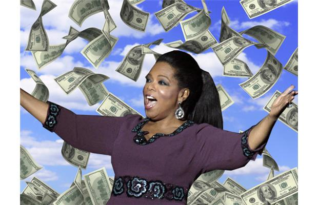b09c3d94b3 Ms. Winfrey has done it again. She has topped the Forbes List of highest  paid celebrities for the fourth year in a row. Despite claims of a  struggling ...