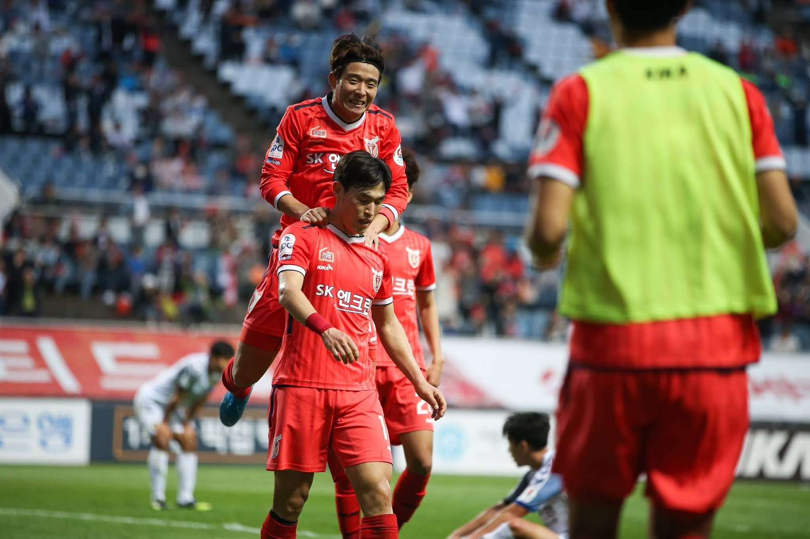 Lee Chang-min against Incheon United 11.02.19