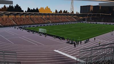 PES 2021 Stadium Tsentral'nyy Stadion Arsenal