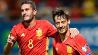 Spanyol vs Liechtenstein 8-0 Video Gol & Highlights