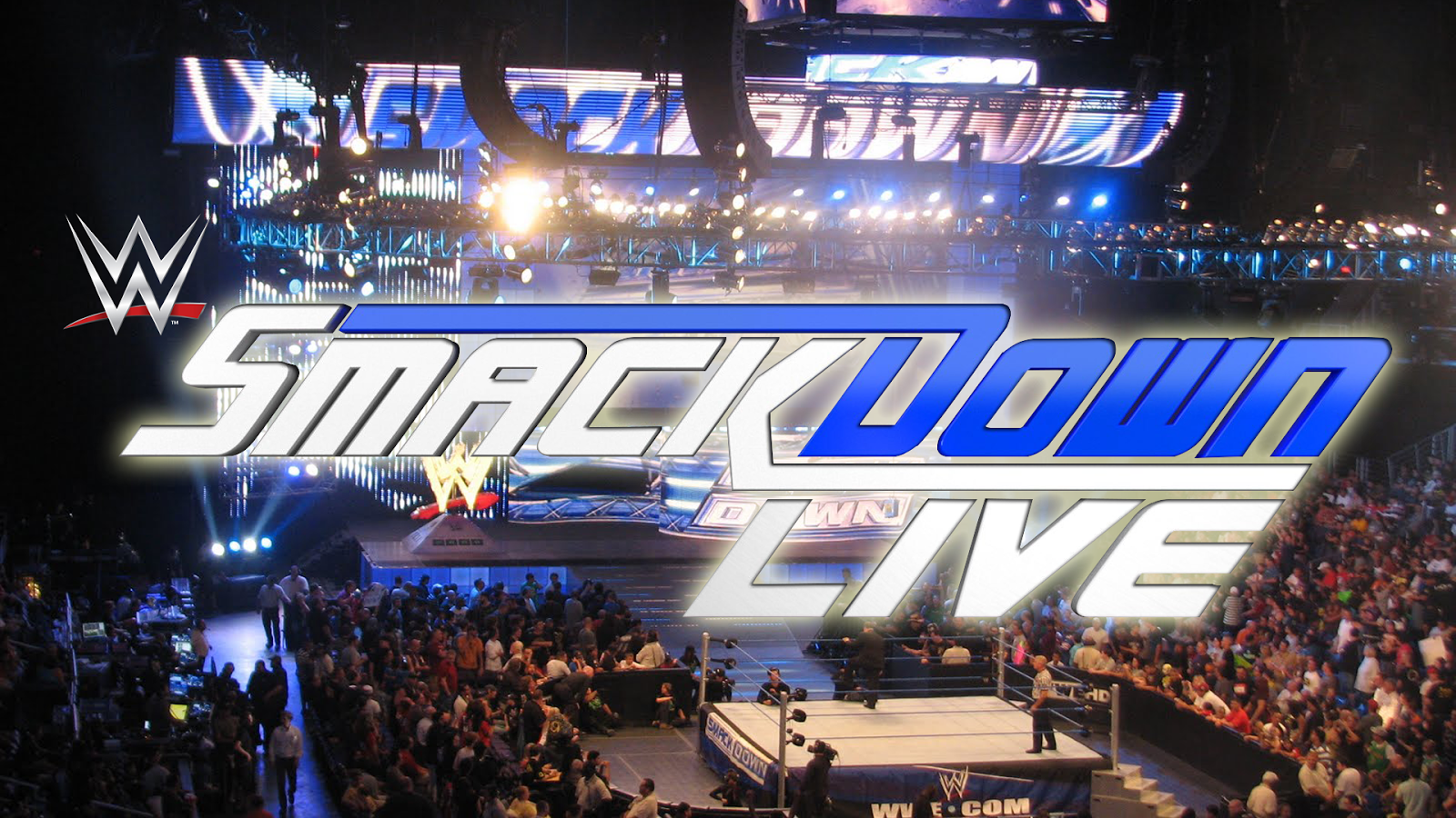 SmackDown Logo Wallpapers For Background