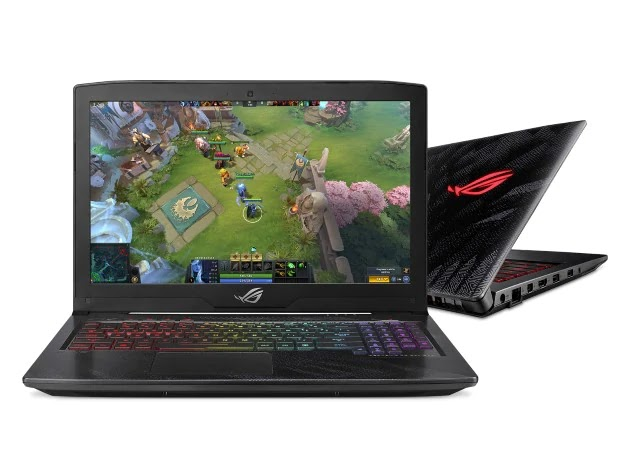 ASUS ROG STRIX Hero Edition GL503GE-US72 Gaming Laptop
