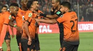 التعادل الاجابي يحسم مواجهة نهضة بركان وحسنية اكادير في الدوري المغربي