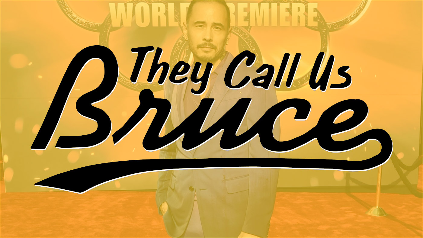 They Call Us Bruce 132: They Call Us Dave Callaham