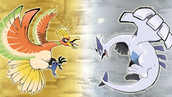 Pokémon HeartGold & SoulSilver foram os jogos definitivos da quarta geração