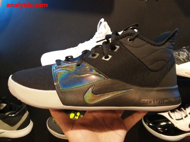 eae2cd31e764e9 Here is another simple colorway for the Nike PG3 which isn t flashy in  terms of color execution but could match a lot of uniforms out there  because it is ...