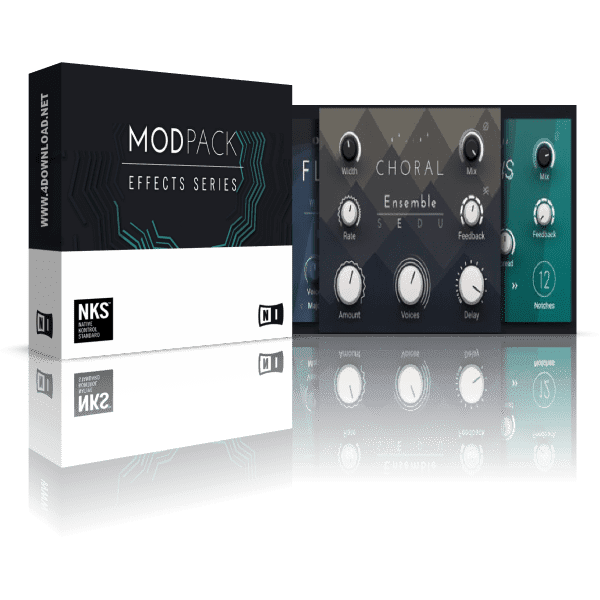 Native Instruments Effects Series - Mod Pack v1.0.1