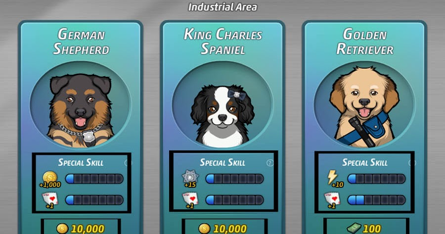 Criminal Case Game How To Use Dogs In Criminal Case