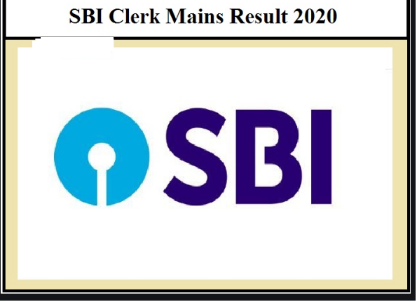 SBI Clerk Mains Result 2020