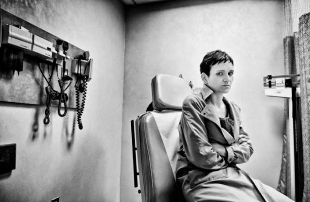 foto seorang penderita kanker stadium lanjut - 1