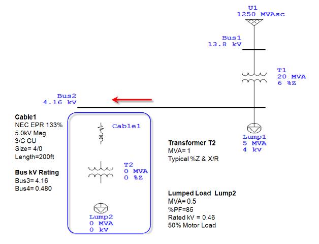 Electrical Power System Engineering   Etap Tutorial  Membuat Single Line Diagram