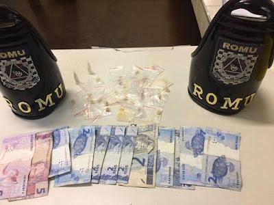 ROMU JANDIRA - Prende mais um traficante de drogas